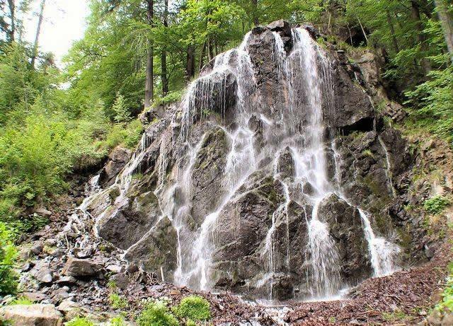 Radau Wasserfall seit 1859 Hotel - Pension Richthofen